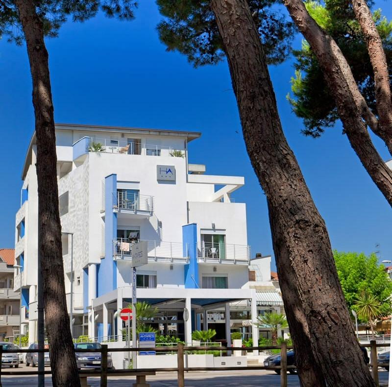 Hotel Villa Rosa Alba Adriatica